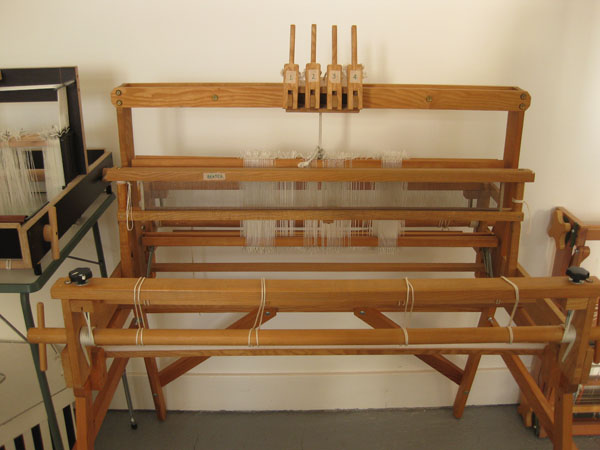 1 Jan 2013 4-shaft loom