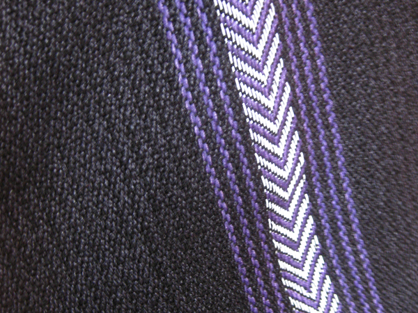 echo weave reflective stripe