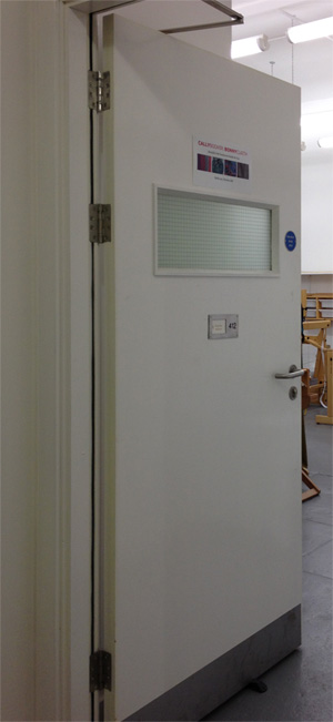 open studio door 300