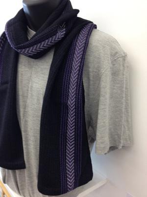 reflective scarf daylight