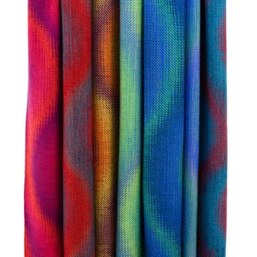 Graffiti scarves – Flow