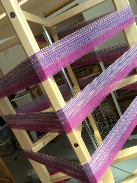 Pink-purple-grey