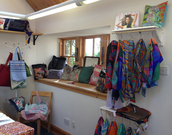 kirkside scarves and bags
