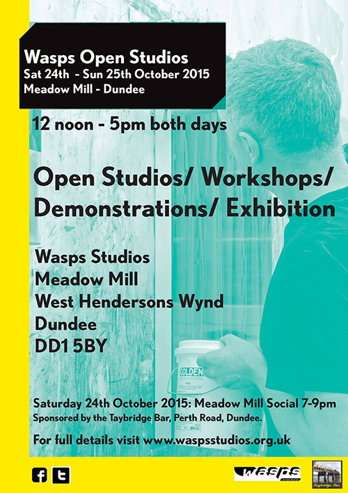 WASPS Open Studios 2015