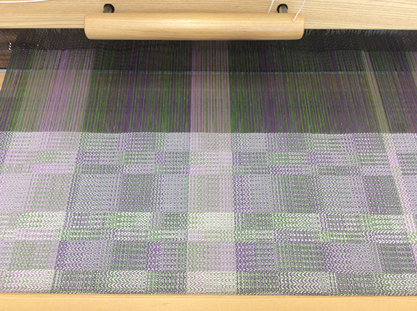 weaving crocus