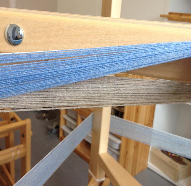 blue-grey layers