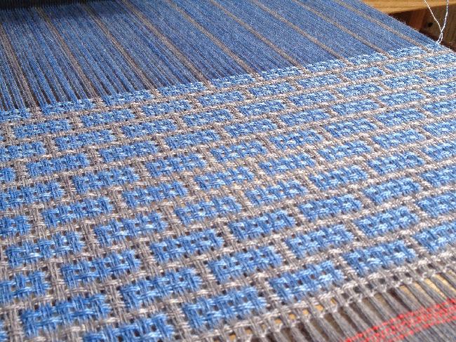 blue grey bricks